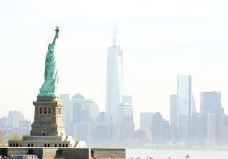 Visita guiada: Estatua de la libertad, Ellis Island, 11S y One World Tower